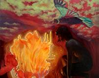 Guardiana del fuego