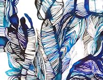 Watercolor graphic