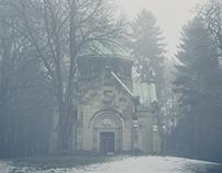 Parkfriedhof in Hamburg-Ohlsdorf