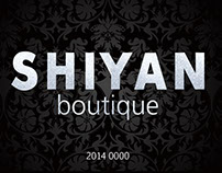 Fashion house card design SHIYAN