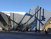 Board Leadership Role with Royal Ontario Museum