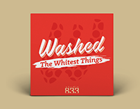 Washed: The Whitest Things Podcast Cover