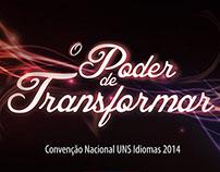 O Poder de Transformar | 2014