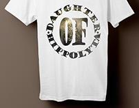 Illustrative Typography- T-shirts