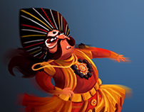 Yakshagana - The Spirit Dance