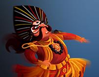 Yakshagana - The Spirit Dance