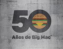 50 AÑOS Big Mac™
