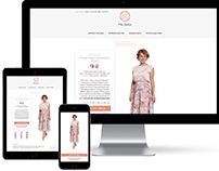 WebShop of Ma Belle brand