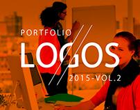 Logo Design Portfolio - 2015 Vol. 2