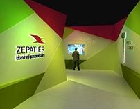 Zepatier Launch Setup