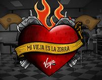 Virgin Mobile / DÍA DE LA MADRE