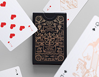 Ryder Cup Playing Cards | JOHNNIE WALKER
