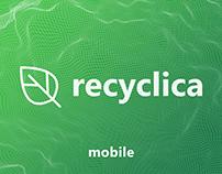 recyclica - mobile
