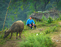Ta Phin Village (SaPa , Vietnam)