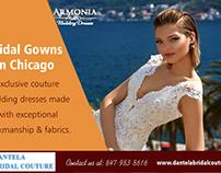 Bridal wedding dresses & gowns Des Plaines | 8479838616