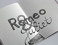 A South African Romeo and Juliet comic