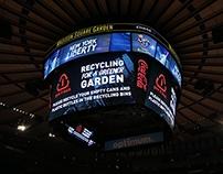 Coca-Cola + NYL Recycling Campaign
