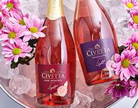 Wine Drink Brand Creation – Civetta