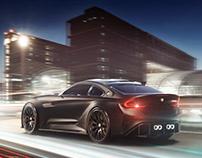 BMW M4 CSL Day&Night
