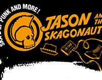 Jason and the Skagonauts logo