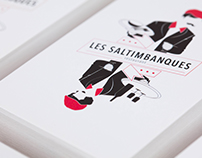 Les Saltimbanques