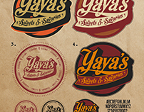 Yaya's Sweets and Savories | Packaging
