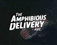 KFC Amphibious Delivery | PR Spikes Shortlist