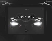 Blakk Catalog - Audi VRS