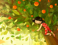 Memories of the Orange Tree