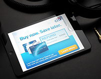 Web Banners for Citi Bank
