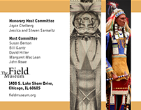 (Field Museum) Native American Exhibit Invitations