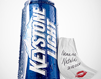 Keystone Light Smooth Concept