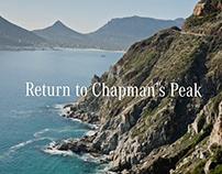 Mercedes-Benz 'Return to Chapman's Peak'