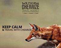 Chearize Travel Agency Branding