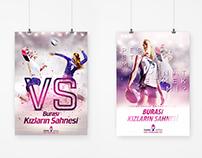 Vestel Venus Sultanlar Ligi Poster