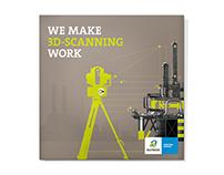 Illustrations Bilfinger NL Innovations Leaflets