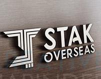 Stak Overseas Branding