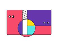 Geometric Reel 4 | Motion