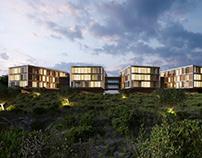 Norvege Hill-Hotel