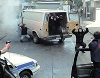 NAPA Autoparts - Robbery