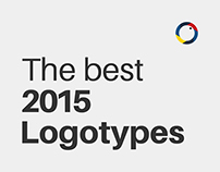 The best 2015 Logotypes by Bruno da Costa