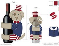 USA National Day Product Design