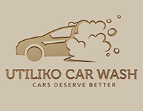 Utiliko CAR WASH LOGO