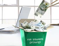 Key Visual/Radio: BGŻ BNP Paribas (Business Loan)