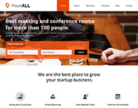 Business Agency Website Template