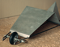 Tri-Wheel Vehicle