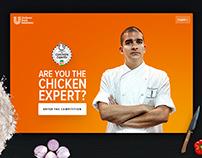 UFS - Knorr Chicken Experts - Website
