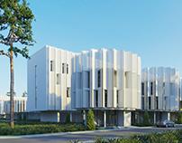 Conceptual Proposal of Recreational Housing