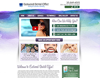 A Dental Artist's Website