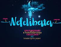 Nefelibata Handlettering Collection